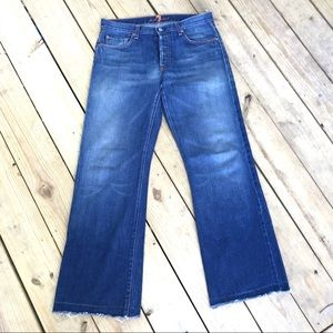 7 for all mankind vintage cut men's jeans